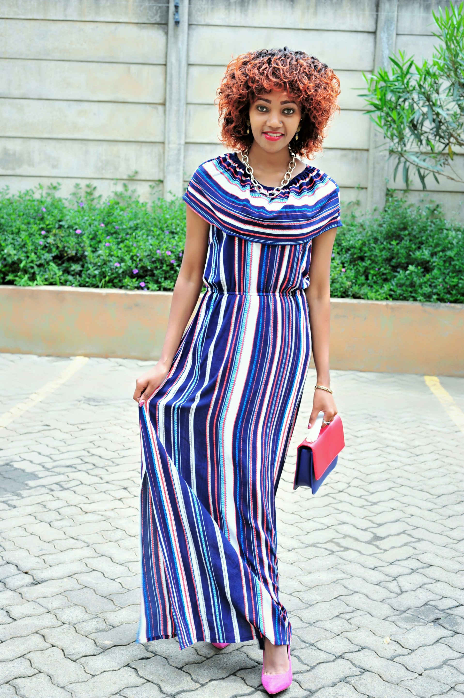 153468cb7761 6 easy tips on how to wear a maxi dress for short girls and look ...