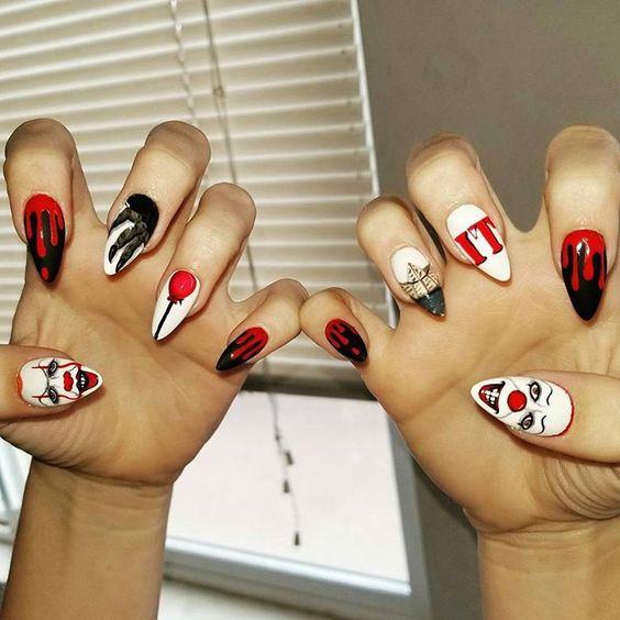 Easy Halloween Nail Art Ideas: Easy-halloween-nail-art-ideas-15
