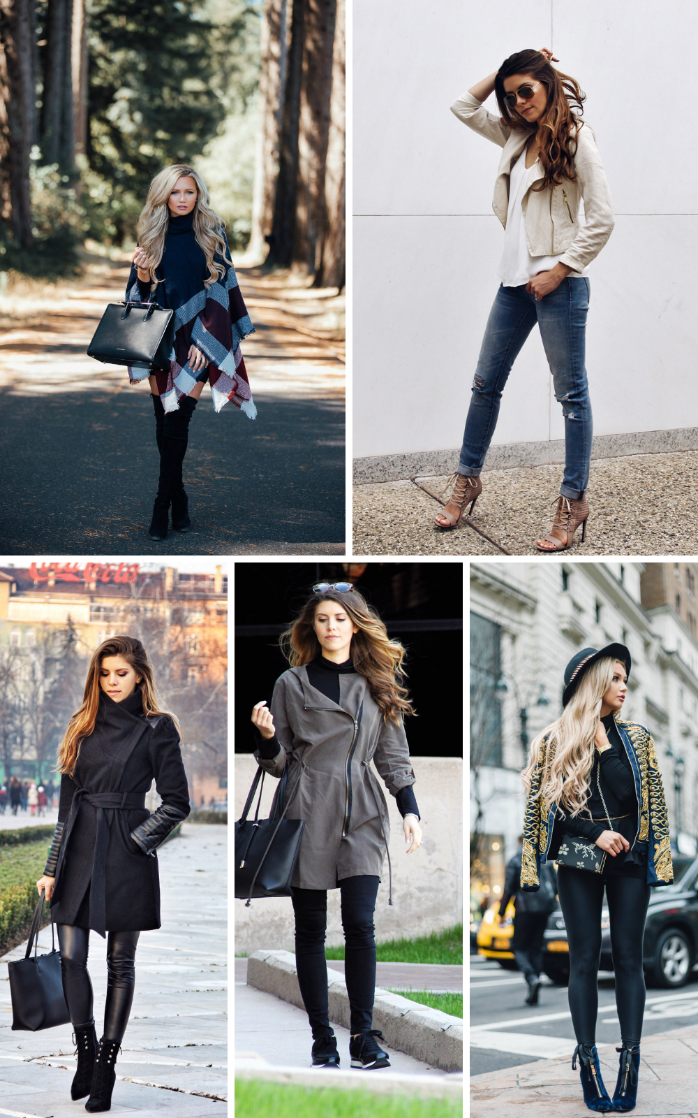21 Beautiful winter outfit ideas to keep you warm and stylish
