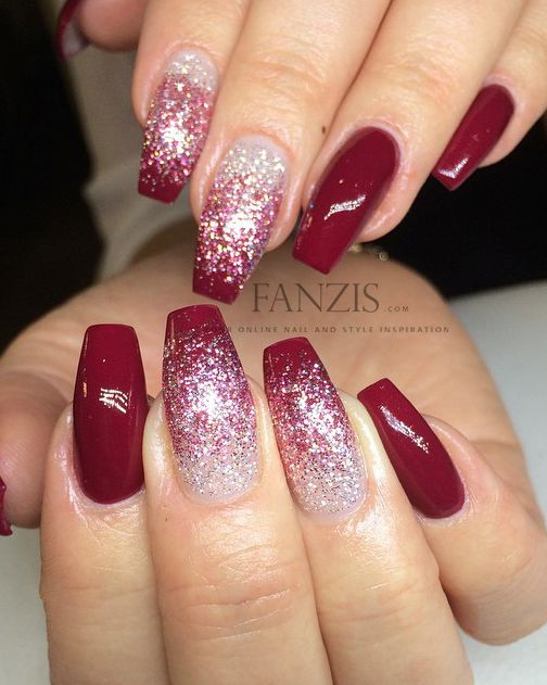 30 Festive And Easy Christmas Nail Art Designs You Must Try Juelzjohn