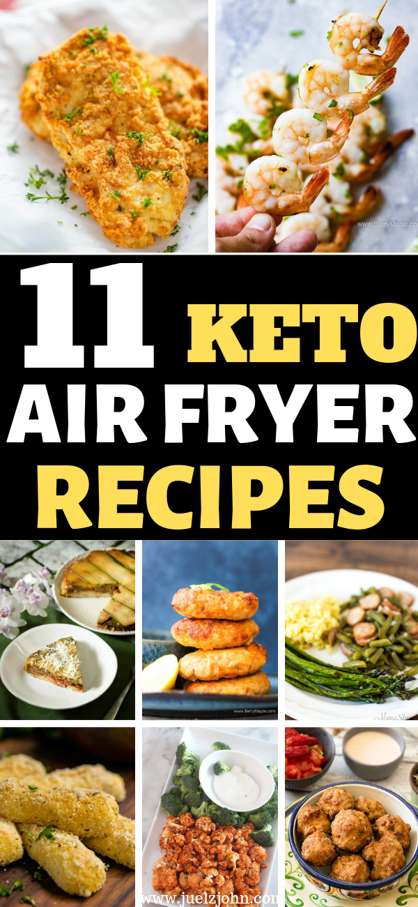 11 Must Try Keto Air Fryer Recipes For Beginners Juelzjohn