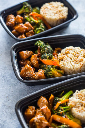 meal prep ideas for lunches
